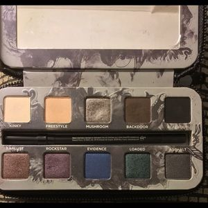 Urban Decay Makeup - Urban Decay Smoked eyeshadow palette